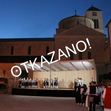 OBAVIJEST: Zbog pandemije otkazuje se održavanje proslave Dana sv. Nikole Tavelića