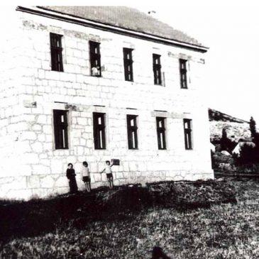NAŠA ŠKOLA: Ante Šarac: Đačke sličice u riječi (1948. – 1953.) – II. dio