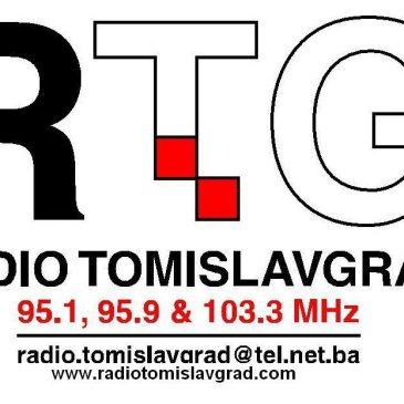 ČESTITAMO: Radio Tomislavgrad danas slavi 28. rođendan