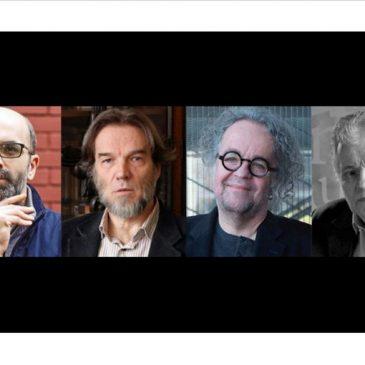 ANTE MATIĆ: Četvorica veličanstvenih hrvatskih književnika