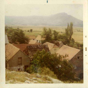 NAŠA ŠKOLA: Đačke sličice u riječi (1948. – 1953.) – III. dio