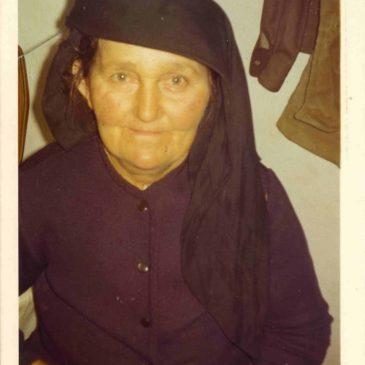NAŠA OGNJIŠTA I NAŠA BAŠTINA: Ako su za pjesmu dovoljne suze mati je moja bez sumnje najveći pjesnik