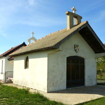 NAJAVA: U subotu rušimo staru kapelicu i kosimo travu