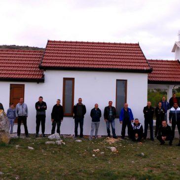 ODRŽAN SASTANAK: Završavamo kapelicu i okoliš, pa ogradni zid