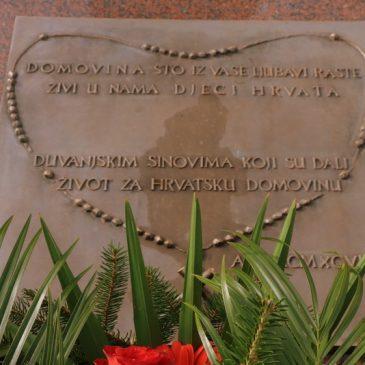 TOMISLAVGRAD: Sveta misa za hrvatske branitelje 6. srpnja