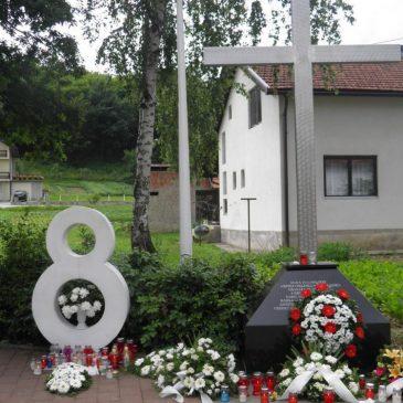 VITEZ: 10. lipnja, Dan sjećanja na osmero ubijene djece – 27. obljetnica tuge, patnje i bola