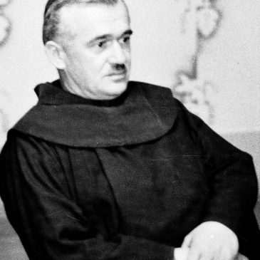 POBIJENI FRANJEVCI: fra Fabijan Paponja (1897.-1945.)