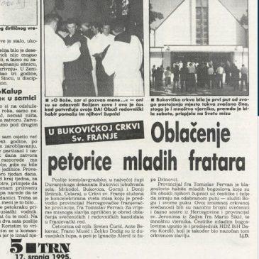 TRN – broj 96, 17. srpnja 1995.