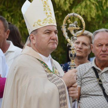 GOVOR BISKUPA PALIĆA na objavi imenovanja mostarsko-duvanjskim biskupom i apostolskim upraviteljem Trebinjsko-mrkanske biskupije