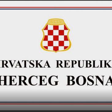 28. OBLJETNICA HRVATSKE REPUBLIKE HERCEG-BOSNE