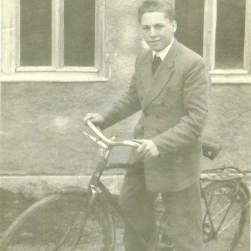 IZ ARHIVE: Prvi bicikl u Mandinu Selu