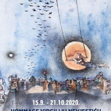 "GALERIJA KNINSKOG MUZEJA: Izložba ""Hommage Virgiliju Nevjestiću"" 15. rujna"