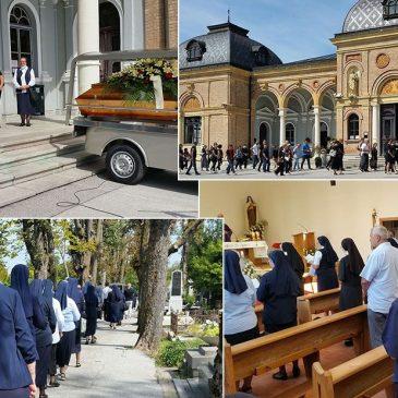 PREMINULA JE S. TEREZA GABRIĆ, KLANJATELJICA KRVI KRISTOVE