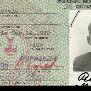 PROŠLOST: Pročitajte što je 1938. pisalo u putovnici hrvatskog iseljenika