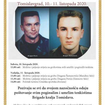 "NAJAVA: VI. memorijalni turnir ""Dva Dragana"""