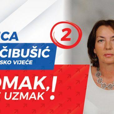 PREDSTAVLJAMO KANDIDATE: Milica Skočibušić