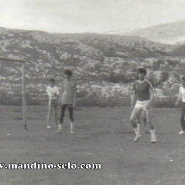 IZ ARHIVE: Nogometaši s Jurnjovače