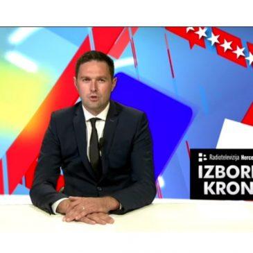 RTV HB: Ivan Buntić, kandidat za načelnika Općine Tomislavgrad