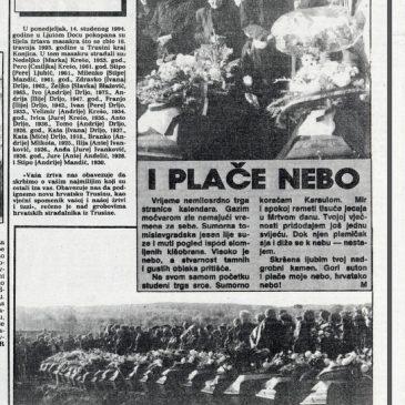 TRN – broj 79, 22. studenoga 1994.