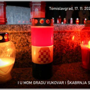 """NAJAVA: """"I u mom gradu Vukovar i Škabrnja svijetle"""""""