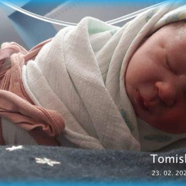 TREĆI SIN: Ivona i Mijo Vukadin dobili sina Tomislava