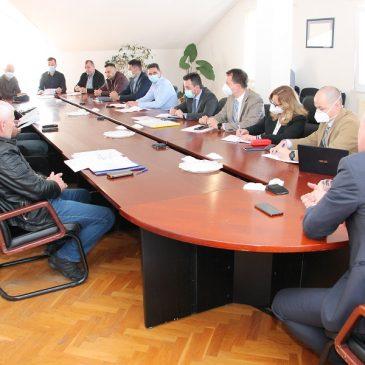 """VLADA HBŽ: Održan sastanak na temu """"Južna interkonekcija"""""""