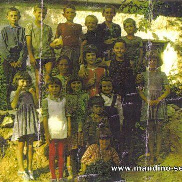 SAČUVANO OD ZABORAVA: Džankušića mališani 1972.