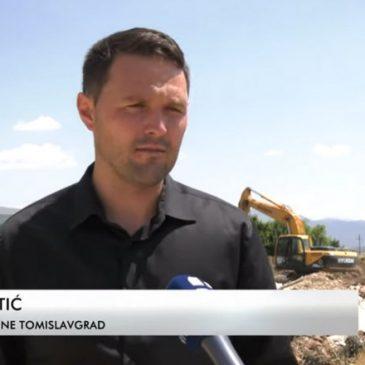 RTV HB: Početak radova na tomislavgradskom pročistaču