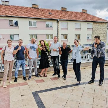 IMPAKT: Financijska i mentorska potpora za svih pet biznis planova u Tomislavgradu