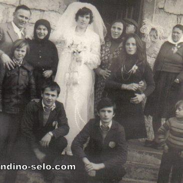 IZ ARHIVE: Jeličini svatovi