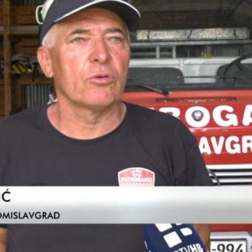 RTV HB: Dan bez većih intervencija u Tomislavgradu