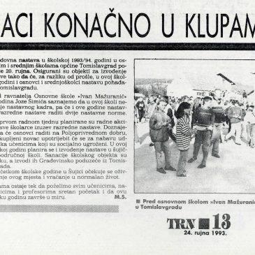TRN – broj 60, 24. rujna 1993.