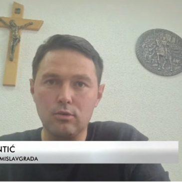 VIDEO: Načelnik o uskraćivanju financijske podrške Vlade F BIH kapitalnim projektima u Tomislavgradu