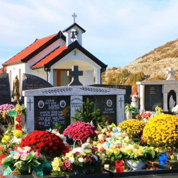 SUBOTA: U 11 sati jesenska akcija uređenja groblja