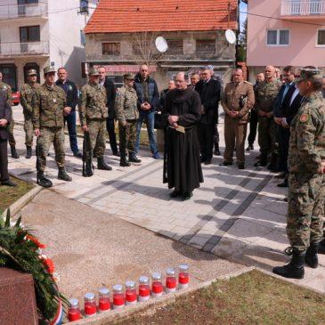 NAJAVA: Program obilježavanja 27. obljetnice utemeljenja HVO-a i 14. obljetnice 1. pješačke pukovnije OS BiH