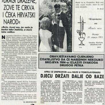 TRN – broj 54, 30. srpnja 1993.