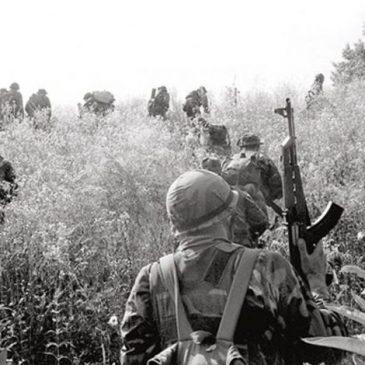 NAŠA OGNJIŠTA I NAŠA BAŠTINA: Uvijek neka vojna