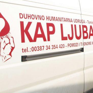 """NAJAVA: Udruga """"Kap ljubavi"""" 1. studenoga proslavlja 20 godina djelovanja"""
