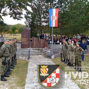 NAJAVA: Na Vrdima će 5. listopada biti obilježena 26. obljetnica stradanja hrvatskih vojnika
