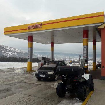 JOŠ JEDAN PODUPIRATELJ: Benzinska postaja Božić