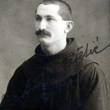 FRA AMBRO MIŠETIĆ, ŽUPNIK U KONGORI 1919.-1922.
