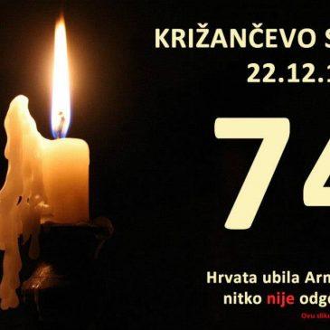 27. OBLJETNICA POKOLJA: Križančevo selo – Strašan zločin Armije BiH nad Hrvatima Srednje Bosne