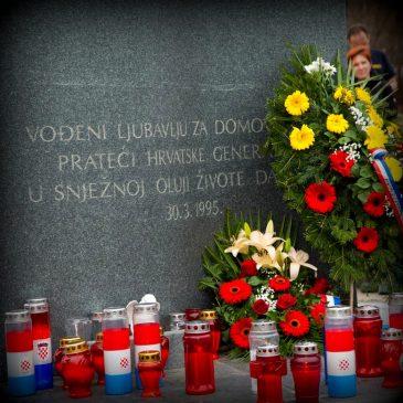 IN MEMORIAM (30. 03. 1995. – 30. 03. 2021): Na Prokosu