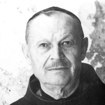 POBIJENI FRANJEVCI: Fra Ćiril Ivanković (1878.-1945.)