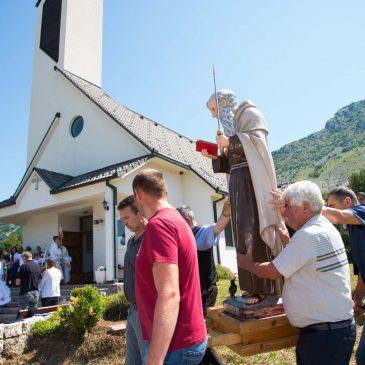 NAJAVA: Trodnevnica u čast sv. Ilije Proroka u Borčanima počinje danas