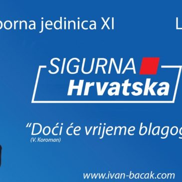 IVAN BAĆAK: Otvorit ću ured u Mostaru i pomagati mladima