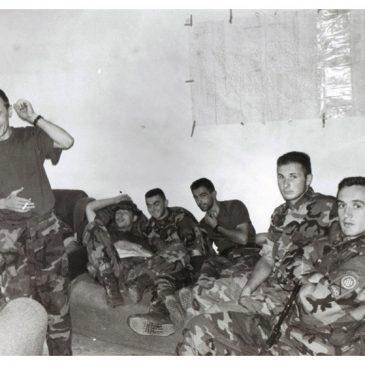 ANTE MATIĆ – BORČANAC: Tko su ovi momci na slici?