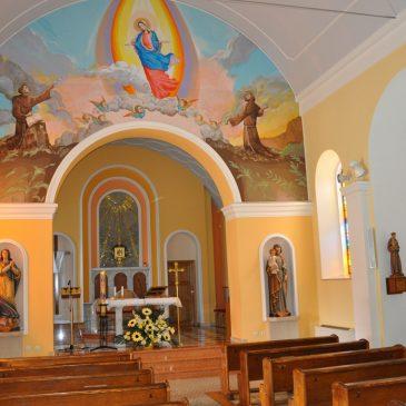SEONICA: Molitveni dani devetnice i svetkovina Velike Gospe