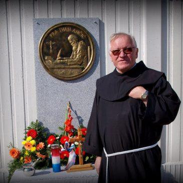 ZAHVALA obitelji pok. fra Mirka Bagarića za izraze kršćanske blizine i suosjećanja