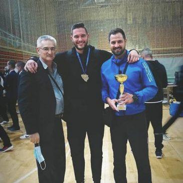 ZENICA: Član TKD klub Student iz Mostara Hrvoje Krištić osvojio naslov državnog prvaka u Taekwondou